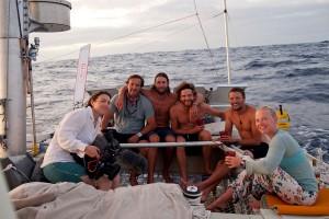 The Equatorial Crew.